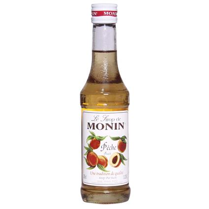 Peach Syrup - Monin