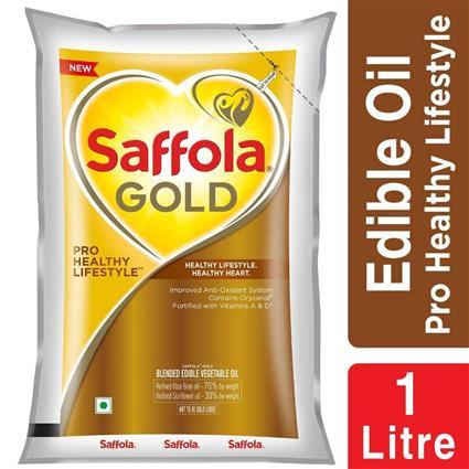 SAFFOLA GOLD OIL PP 1Ltr