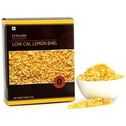 Lemon Bhel  -  Low Cal - L'exclusif