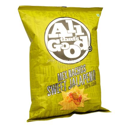 Sweet Jalapeno Chips - All That's Good