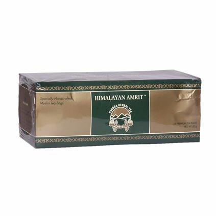 Kangra Herbal Tea  -  25 TB - Himalayan Amrit