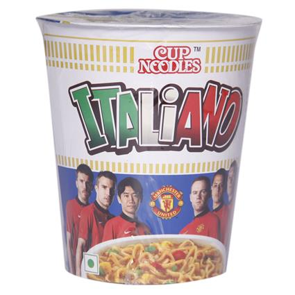 Italiano Cup Noodles - Nissin