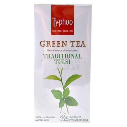 TY-PHOO GRN TEA TULSI 25's TEA BAB BOX