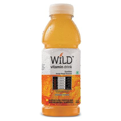 Orange Mango - Vitamin Drink- Wild Water