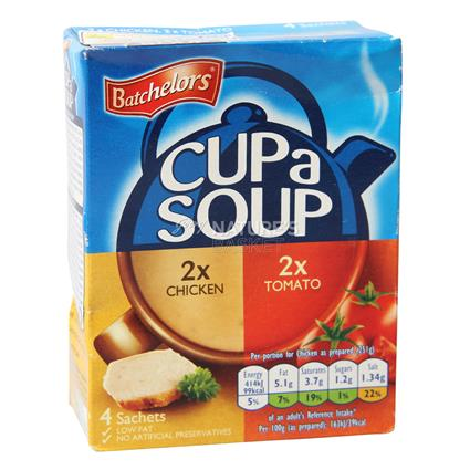Cup Soup Variety Pack - Batchelors