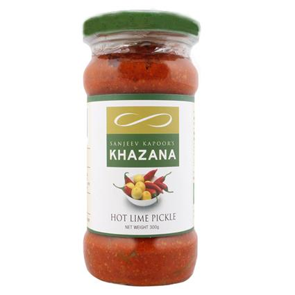 Hot Lime Pickle - Khazana