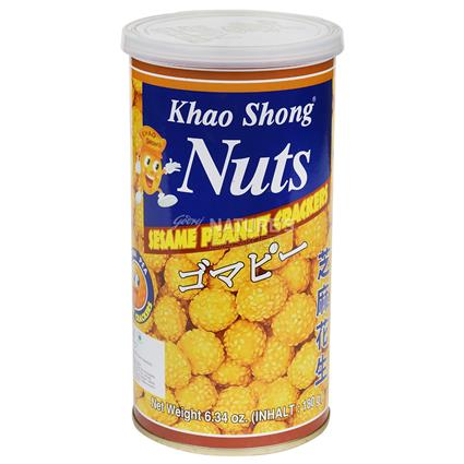 Sesame Peanut Crackers - Khao Shong