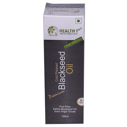 Cold Pressed Blackseed Oil - Health 1St