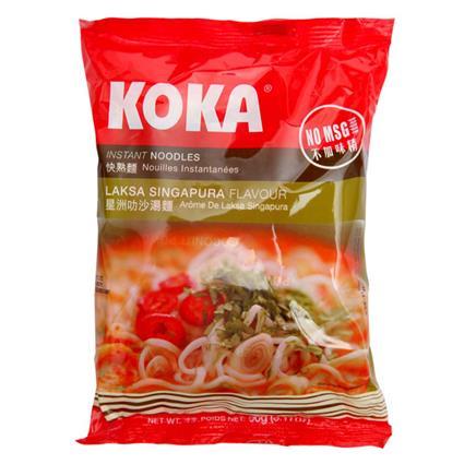 Instant Noodles  -  Laksa Singapura - Koka