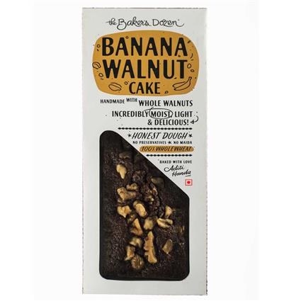 TBD BANANA WALNUT CAKE 300G