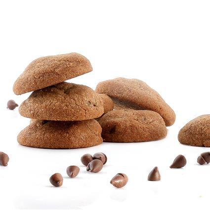 Chocolate Cookies - Cafe Basilico