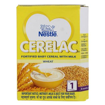 Cerelac  -  Wheat - Nestle