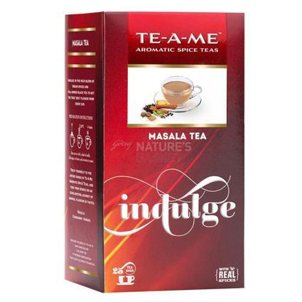 Masala Tea - 25 TB - TE-A-ME