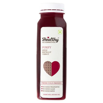 Cold Pressed Juice Purify - Healthy Alternatives