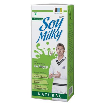 Soya Milk Natural - Staeta