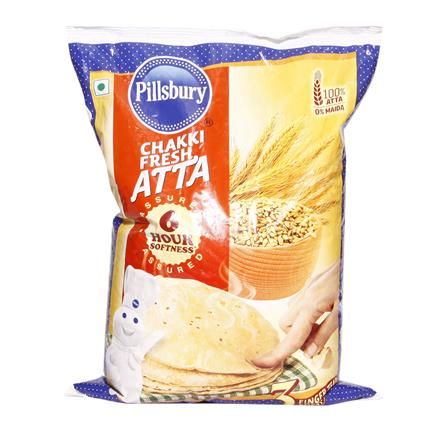 Chakki Fresh  Atta - Pillsbury