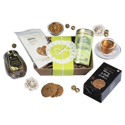 Wellness Tea Time Delights - Natures Basket