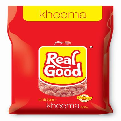 Chicken Kheema - Real Good