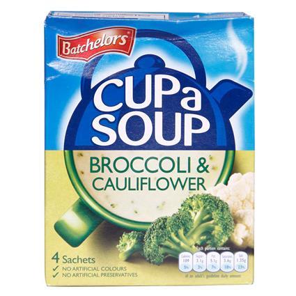 BACHLER CAULIFLOWER & BROCCOLI SOUP 57G
