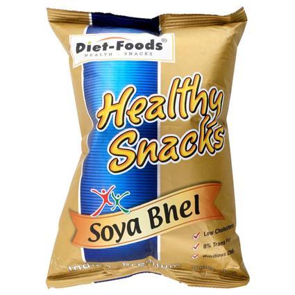 Soya Bhel - Dietfoods