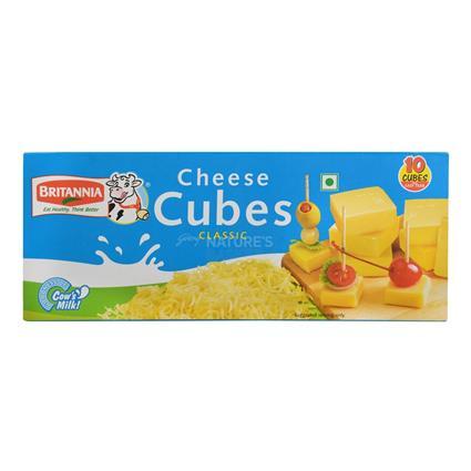 Cheese Cubes - Britannia