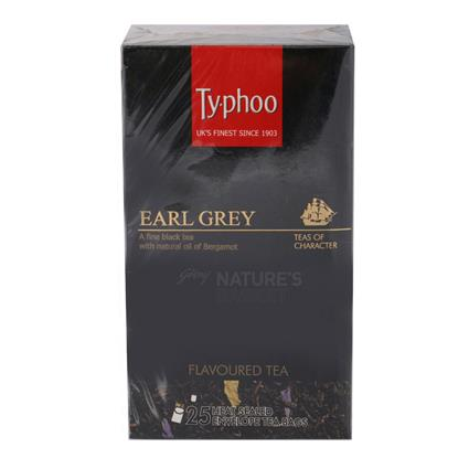 Earl Grey Tea  -  25 TB - Typhoo