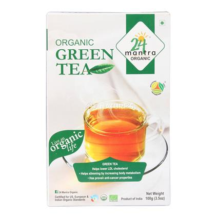 Green Tea - 24 Mantra Organic