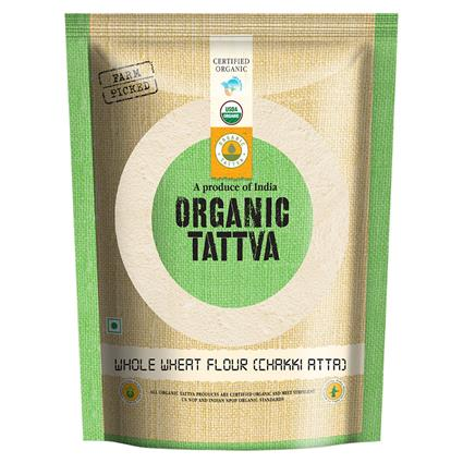 Organic Tatva&Nbsp; Whole Wheat Flour Organic - Organic Tattva