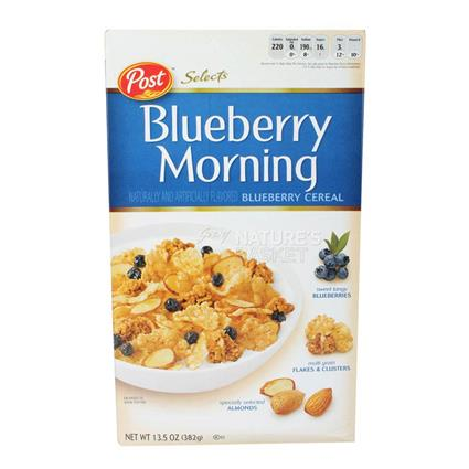 Blueberry Morning Cereals - Post