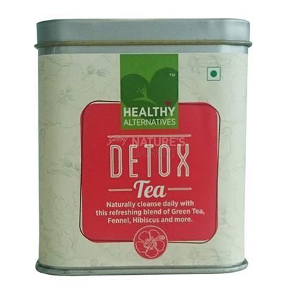Detox Tea - Healthy Alternatives