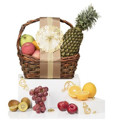 Wellness Fruit Hamper - Natures Basket