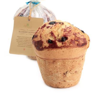Blueberry Muffin - Cafe Basilico