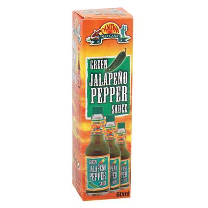 Green Jalapeno Pepper Sauce - Cantina Mexicana