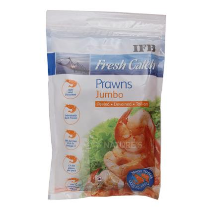 Prawns Jumbo - Fresh Catch