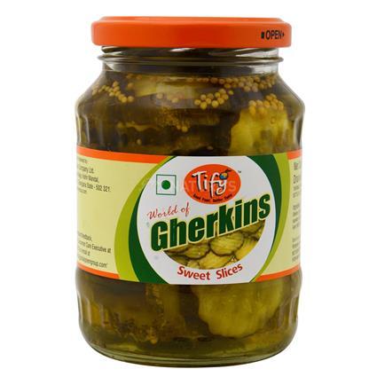 Gherkins Sweet Slice - Tify