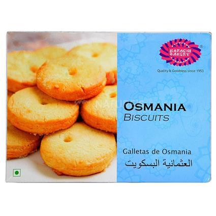Osmania Biscuits - Karachi