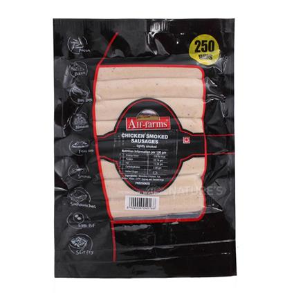 Smoked Chicken Sausages - Alf-Farms