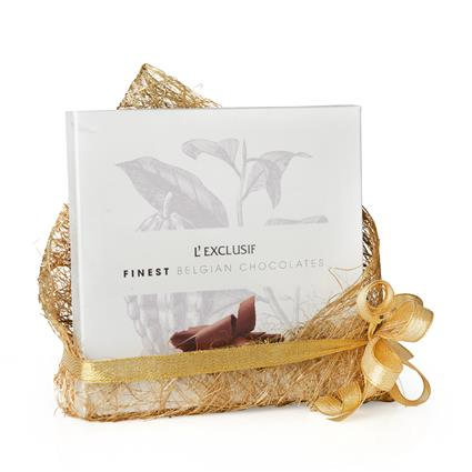 L'exclusif Finest Belgium Chocolate - 16Pcs