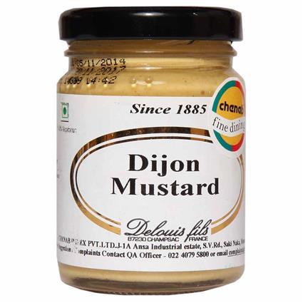 Strong Dijon Mustard - Delouis Fils
