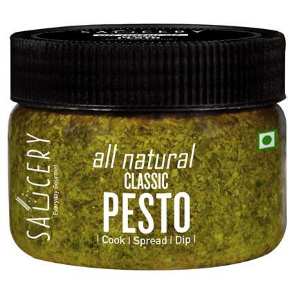 Classic Pesto Sauce - Saucery