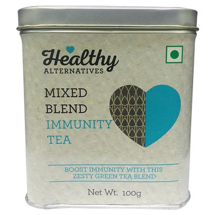 Immunity Tea - Healthy Alternatives