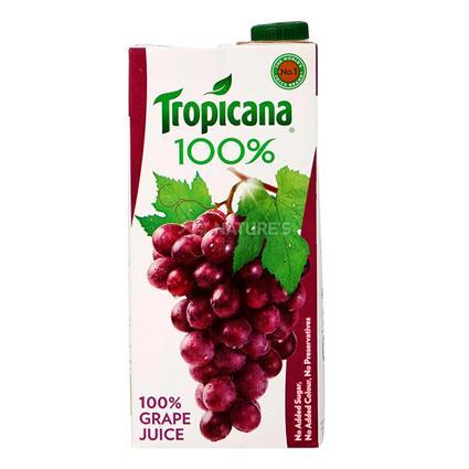 Grape 100% Fruit Juice - Tropicana
