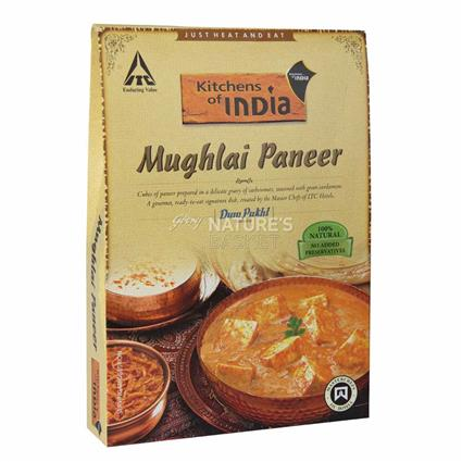 Mughlali Paneer - Kitchen's Of India