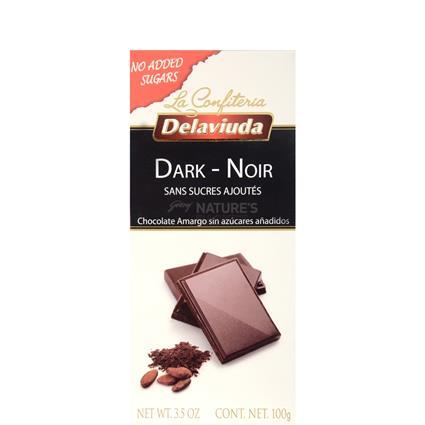 Dark Chocolate Bar - Delaviuda