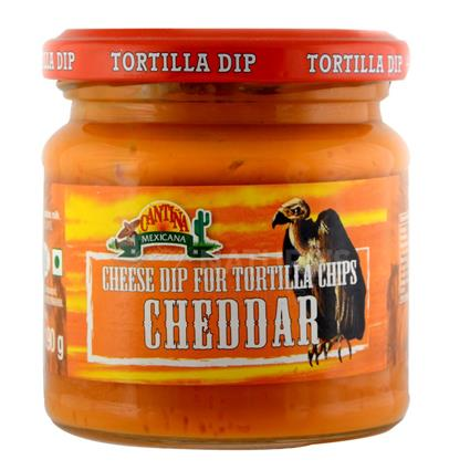 Cheddar Cheese Nacho Dip - Cantina