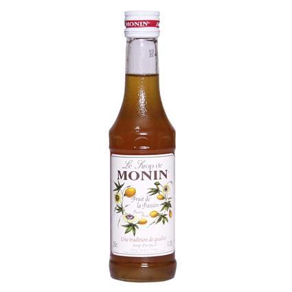 Passion Fruit Syrup - Monin