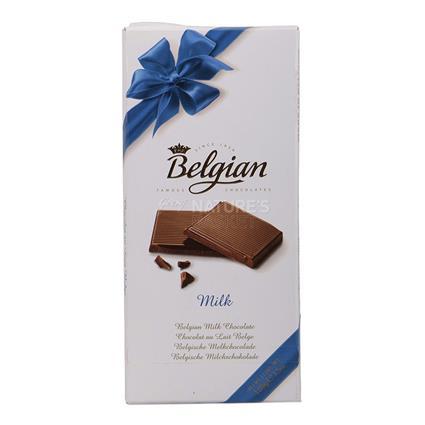 Milk Chocolate - Belgian