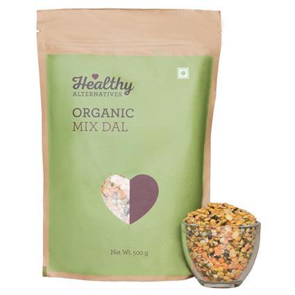 Organic Mix Dal - Healthy Alternatives