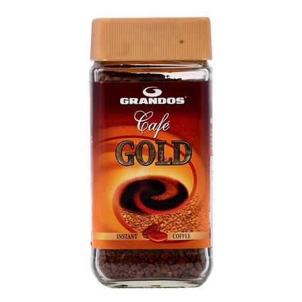 Instant Coffee Gold - Grandos