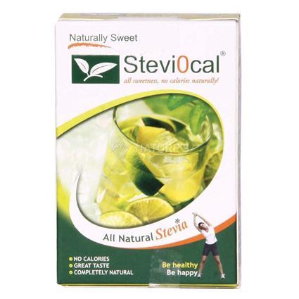Natural Sweetener  -  50 Sachets - Steviocal